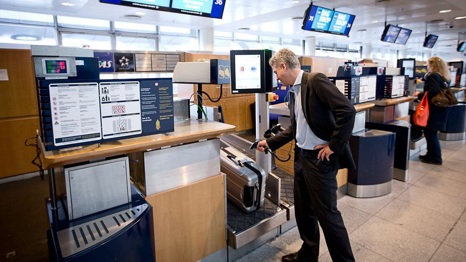 Check In CPH Airport (1)