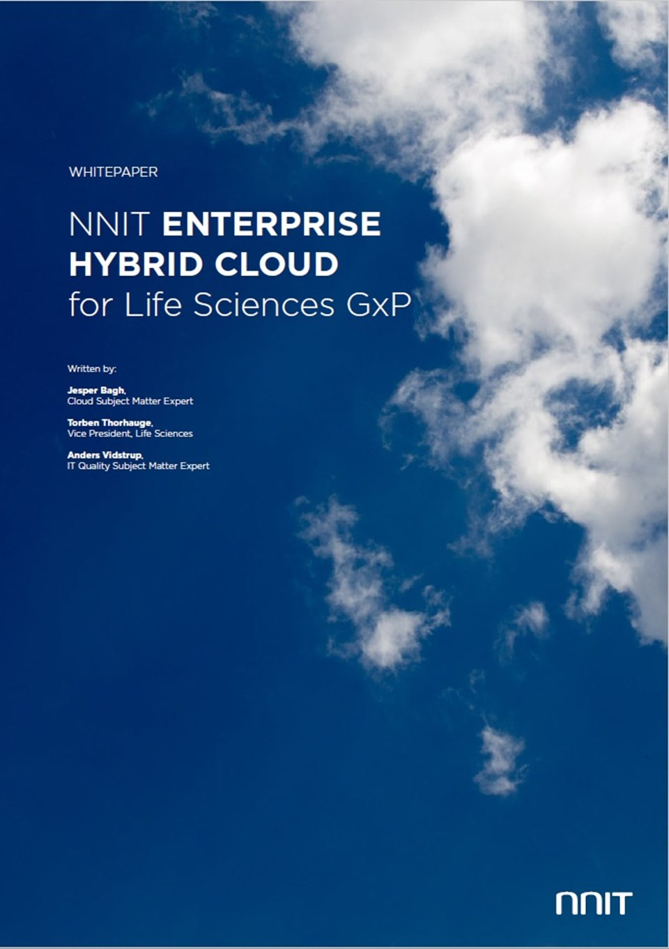 NNIT Enterprise Hybrid Cloud For Ls